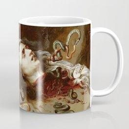 Peter Paul Rubens - The Head Of Medusa - Baroque Painting Coffee Mug