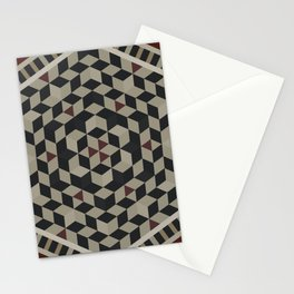Damascus Diamond Stationery Cards