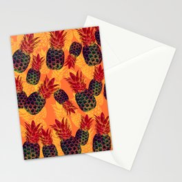 Pineapple Carnival Stationery Cards