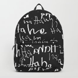 Ha ha ha Art N21004-1 Backpack