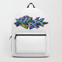 AURA ESONE URBAN GRAFFITI STREET STYLE  Backpack