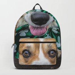 Welsh Corgi with Love Backpack