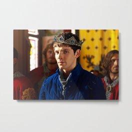 Prince Merlin Metal Print
