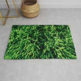 Lush Forest Rug