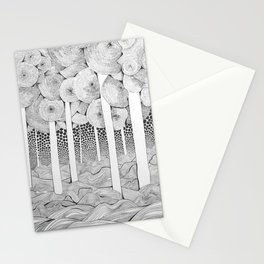 Ink Forest Stationery Cards