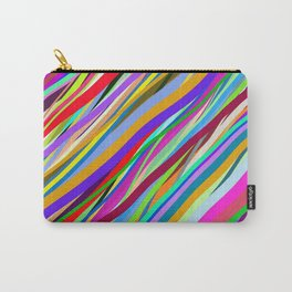 Colored Ribbon  Carry-All Pouch