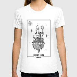 Robot Town T-shirt