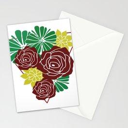 Flourish within Stationery Cards