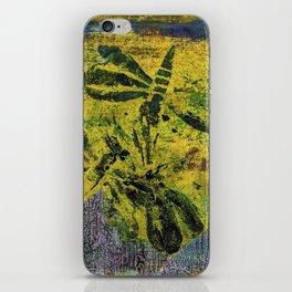 Dragonfly Dance #1 iPhone Skin