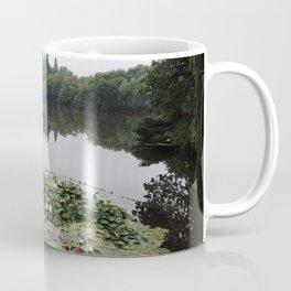 A Pond's Entrapment Coffee Mug