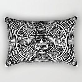 Aztec Roots Rectangular Pillow