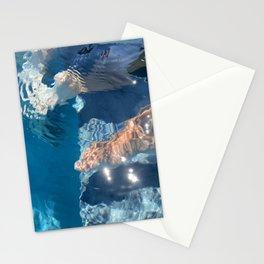 Underwater Art FEET 2 Stationery Cards
