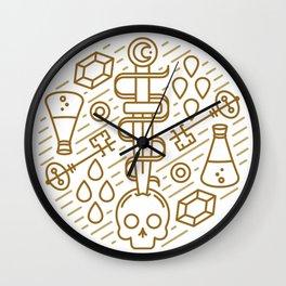 Rogue Emblem Wall Clock