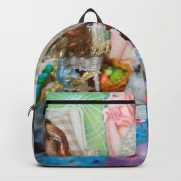 Dollhouse Masquerade Backpack