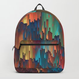 Ribbons of Color Backpack