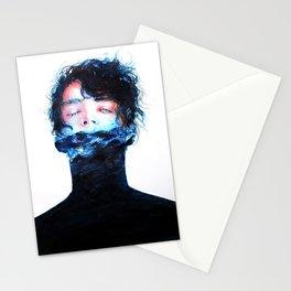 Stille Wasser Sind Tief Stationery Cards