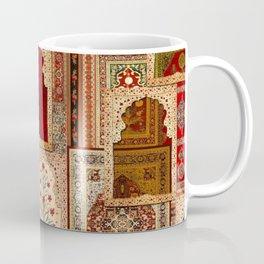 Medley of Rugs Coffee Mug