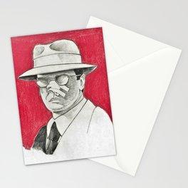 Jake, plastered Stationery Cards