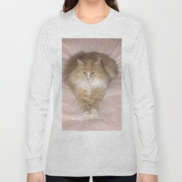 Feather Duster Long Sleeve T-shirt