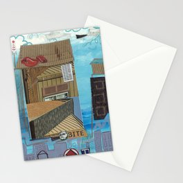 noda area Stationery Cards