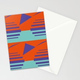 Abstract design for your creativity Stationery Cards