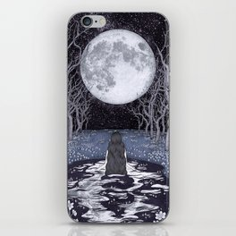 Moonlight Bather Colour iPhone Skin