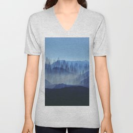Woods Glory PQ Unisex V-Neck