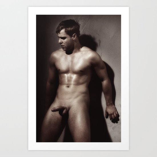 Male Nude Prints 77