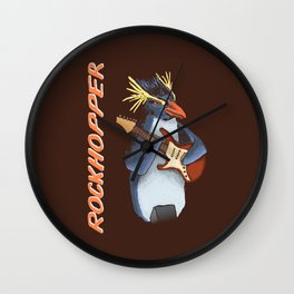 Rockhopper Wall Clock
