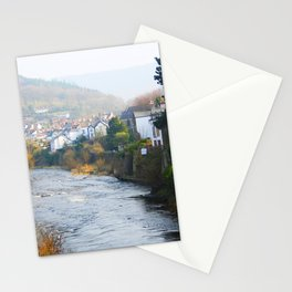 River Dee Stationery Cards