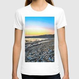 Jurassic Coast (Painting) T-shirt