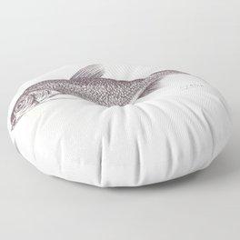 BALLPEN FISH 9 Floor Pillow