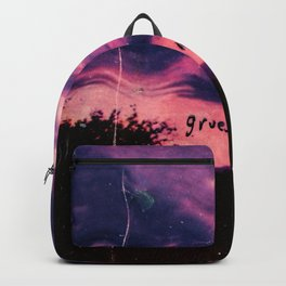 gruesome sunset Backpack