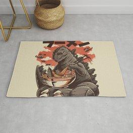 Kaiju's Ramen Rug