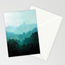Mists No. 2 Stationery Cards