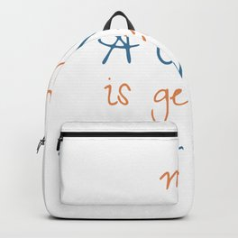 My Aunt Is Getting Married - Funny Wedding design and Gift Backpack