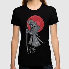 Japanese Samurai Warrior T-shirt