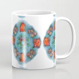 Foxy Christmas Coffee Mug