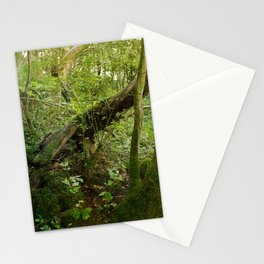 Enchanted Forest - Study III Stationery Cards