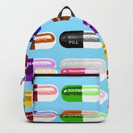 Pill Popper Backpack