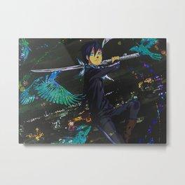 Noragami Aragoto Metal Print