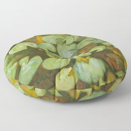Lotus Pond Serenity Series IV Floor Pillow