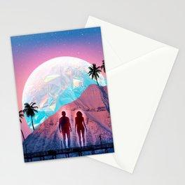 HOLO MOON Stationery Cards