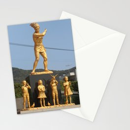 Peace Park - Nagasaki Stationery Cards