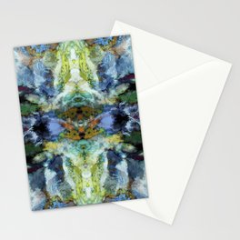 The visible ghosts Stationery Cards