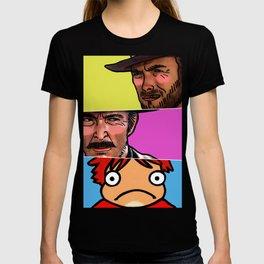 The Good, The Bad & The Ghibli T-shirt