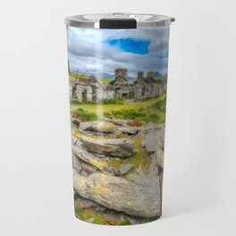 Rhos Quarry Cottages Snowdonia Travel Mug