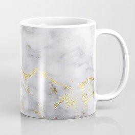 Italian gold marble Coffee Mug