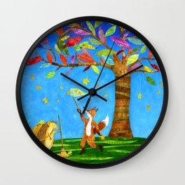 Starkeepers Wall Clock