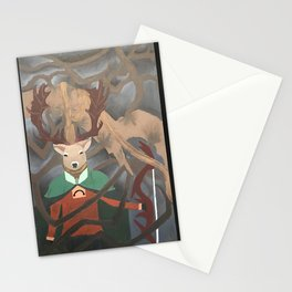 Herne the Hunter Stationery Cards